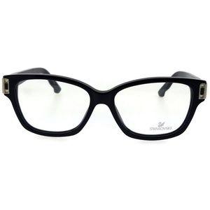 Swarovski Accessories - SK5090-001-52 Women's Black Frame Clear Eyeglasses